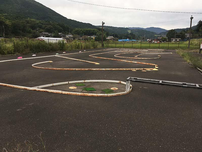飯塚モデル 八木山サーキット