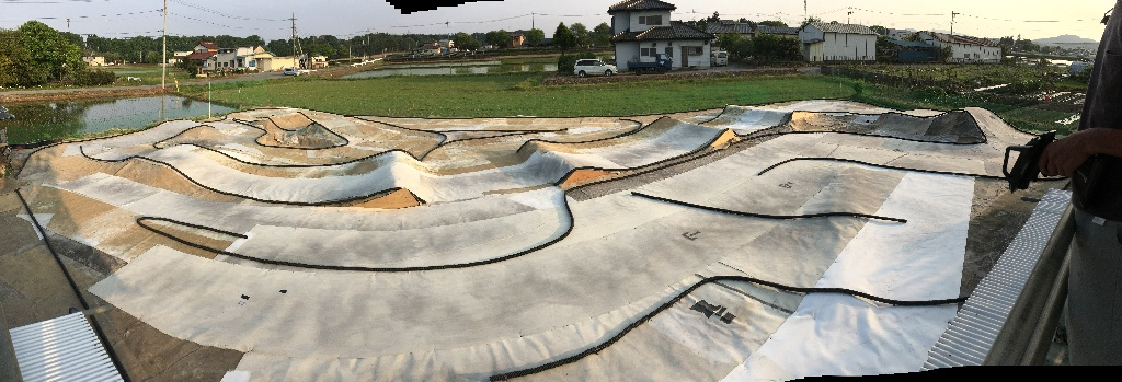 オフロードサーキット鹿沼