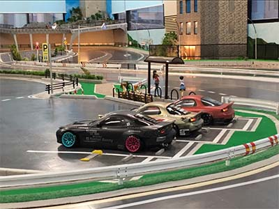 Neo RC Drift Stage