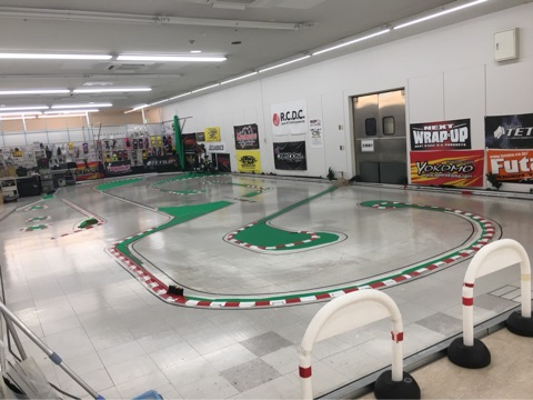 RC car proshop SHIFT