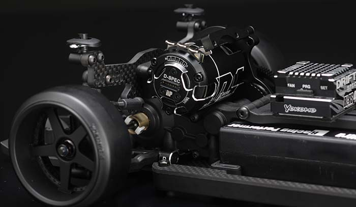 Yokomo YD-2SX RWD 1/10 PREMIUM RC Drift Car Kit (LAYDOWN TRANS HIGH ...