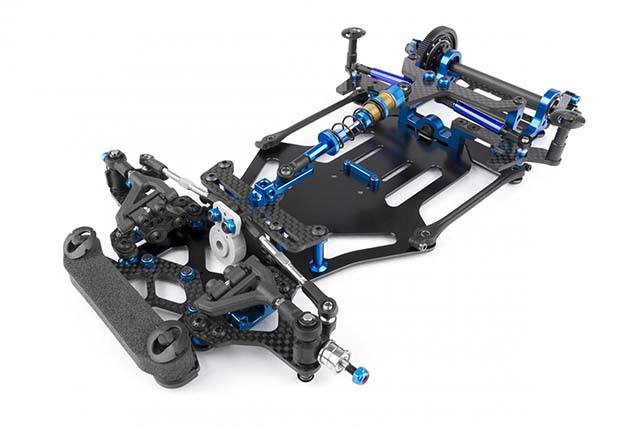 New Associated RC12R6 Upper Suspension Arms 4750