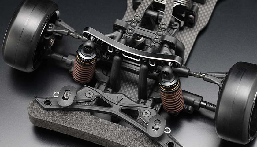Yokomo YD-2E PLUS RWD 1/10 Competition RC Drift Car Kit [Yokomo] DP-YD2E-PLS