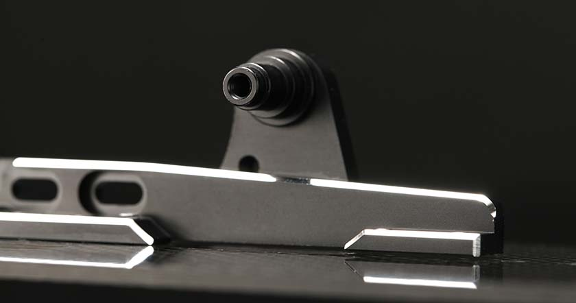Thk Hsr30ca2ss+1400Lh Guide Rail with Guide Block 1400Mm Length Hsr30ca2ss+1400Lh